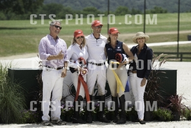 Nations Cup USA - Top Individuals